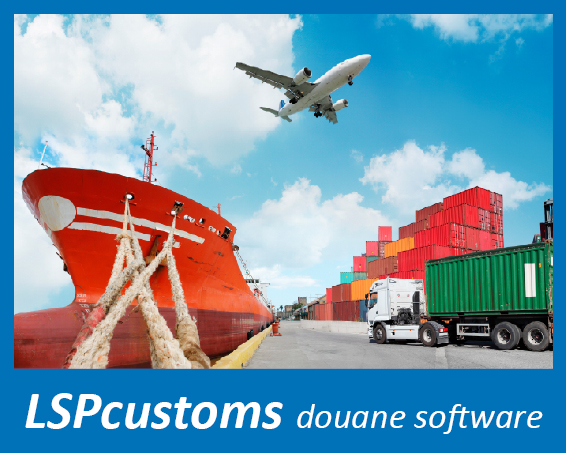 LSPcustoms douane software